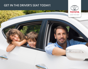 Test Drive the Rav4 and Corolla Today